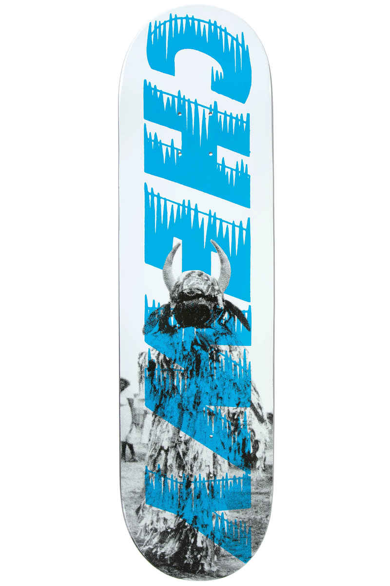 """PALACE SKATEBOARDS Chewy Bankhead 8.375"""" Deck (white blue)"""