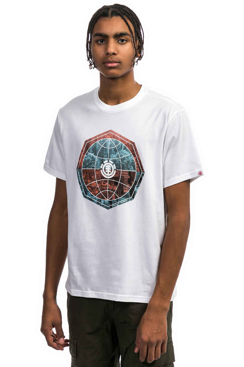 Element Sphere T-Shirt (optic white)