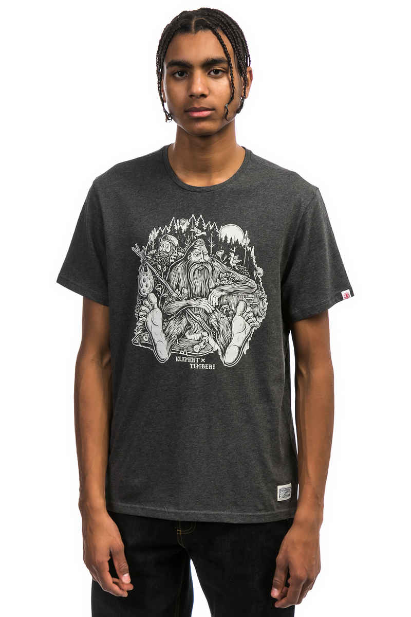 Element Found T-Shirt (charcoal heather)