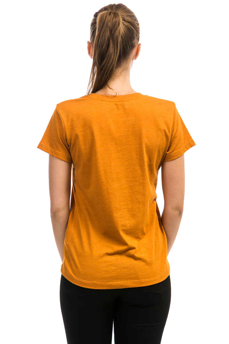 Element Logo T-Shirt women (ochre)