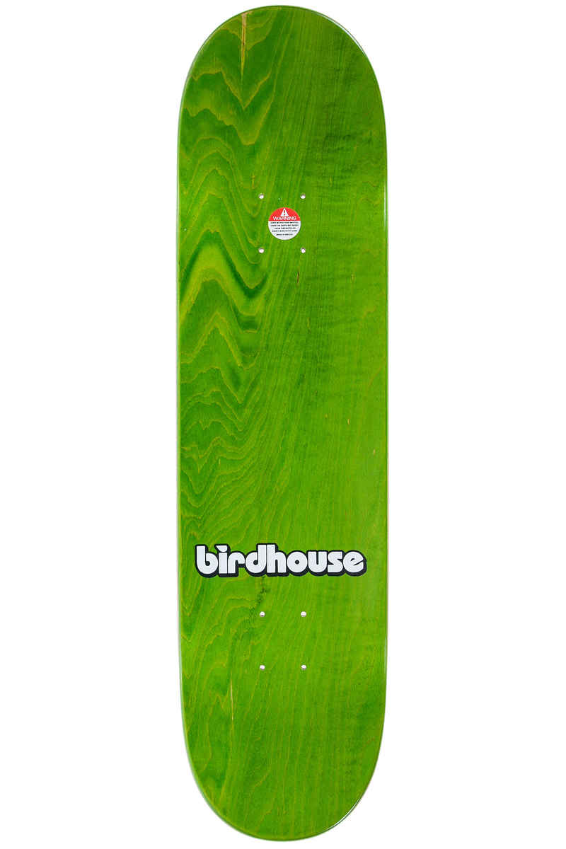 "Birdhouse Walker Fowl 8.125"" Deck (orange)"