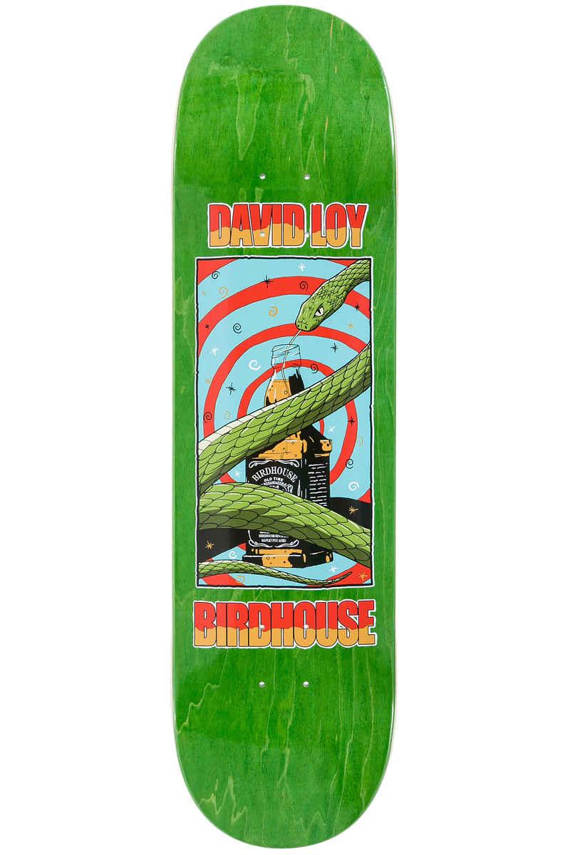 "Birdhouse Loy Whiskey Snake 8.38"" Deck (green)"