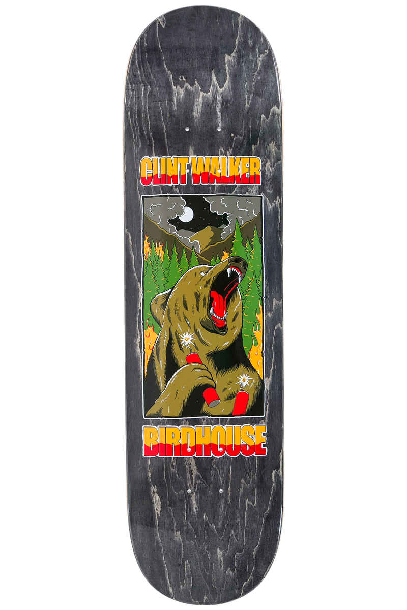 "Birdhouse Walker Firestarter 8.25"" Deck (black)"