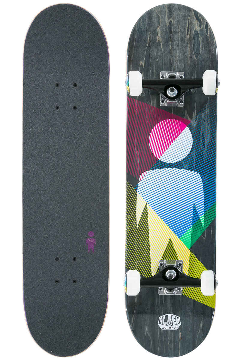 "Alien Workshop Prism 8"" Board-Complète (black)"