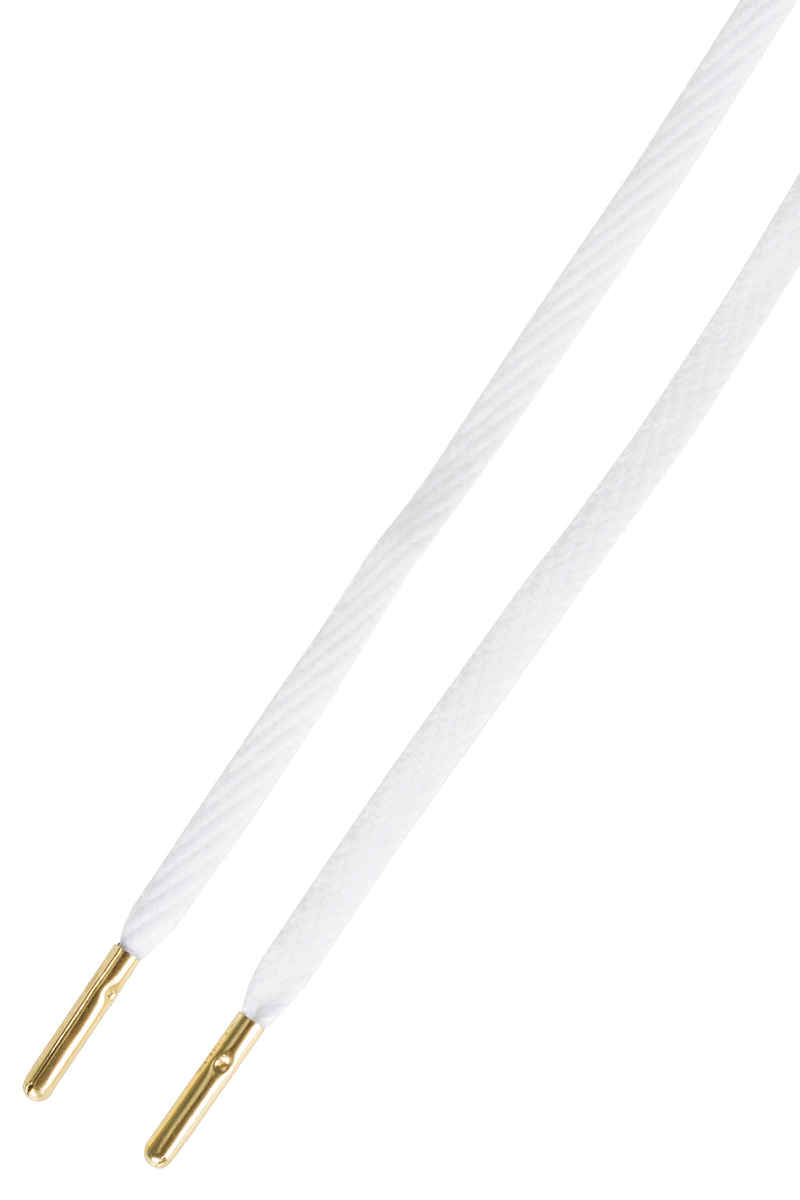 Mr. Lacy Skinnies Gold Rush Laces (white gold)