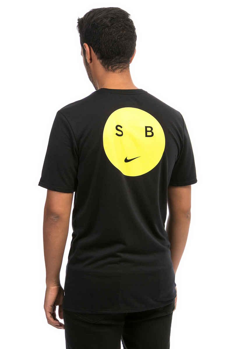 Smiley Shirtblack Nike YellowKoop Bij Sb Skatedeluxe Dry T Optic Nm80wnvO
