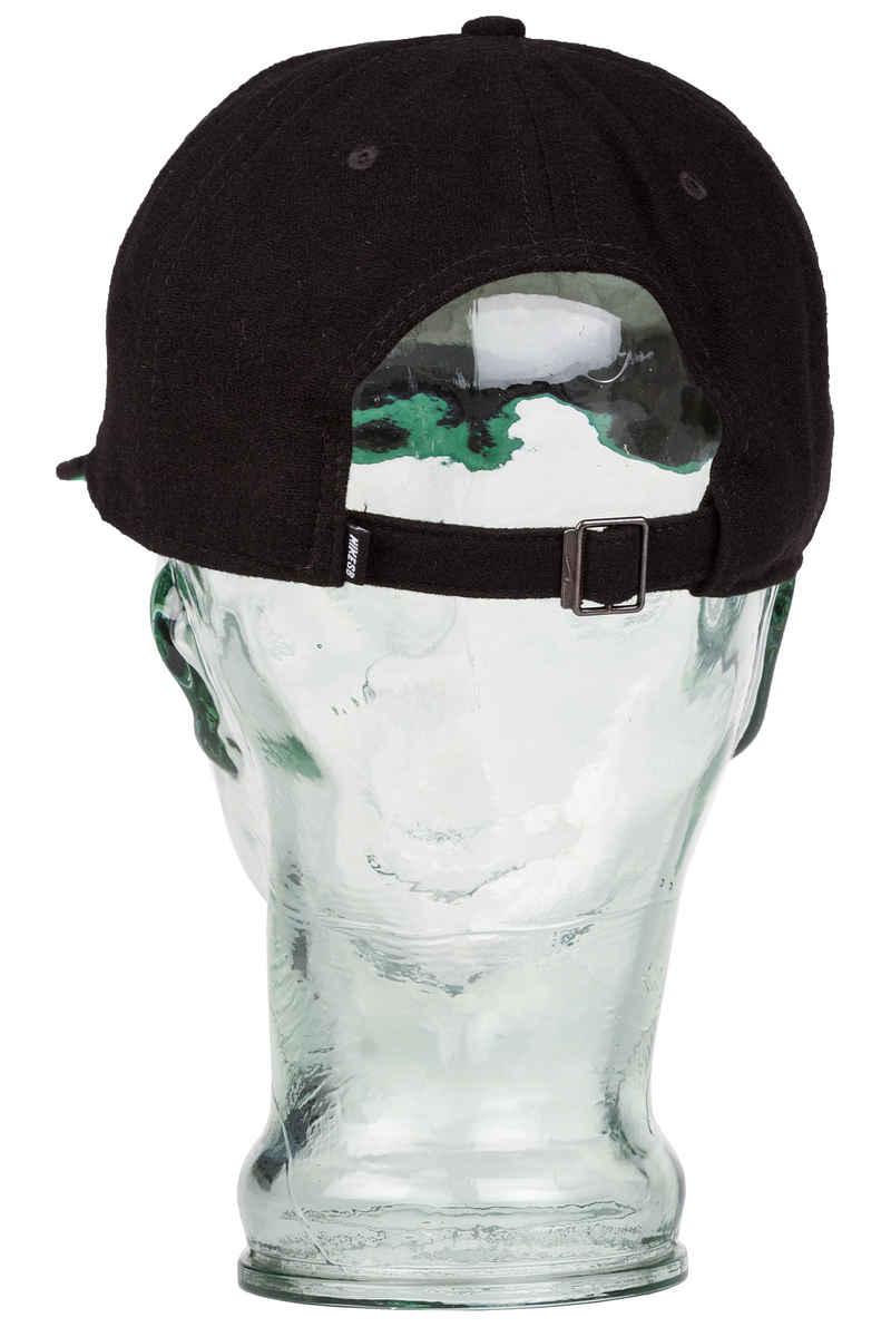 Nike SB H86 6 Panel Strapback Cap (black white)