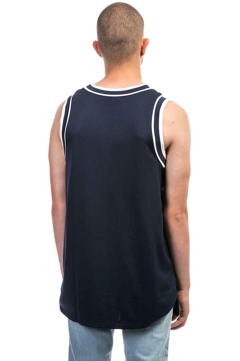 Nike SB Jersey Court Camiseta de tirantes (obsidian white)