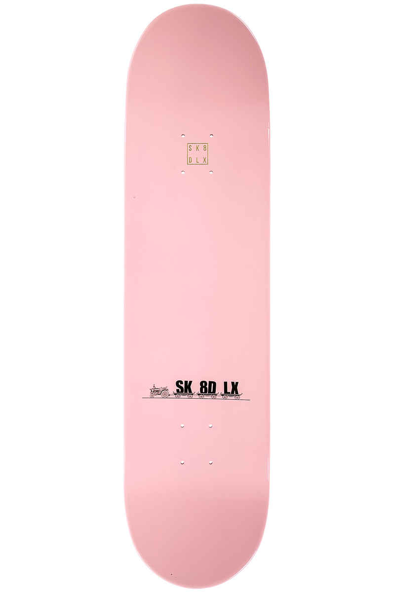 "SK8DLX Car Series 8.375"" Deck (rose)"