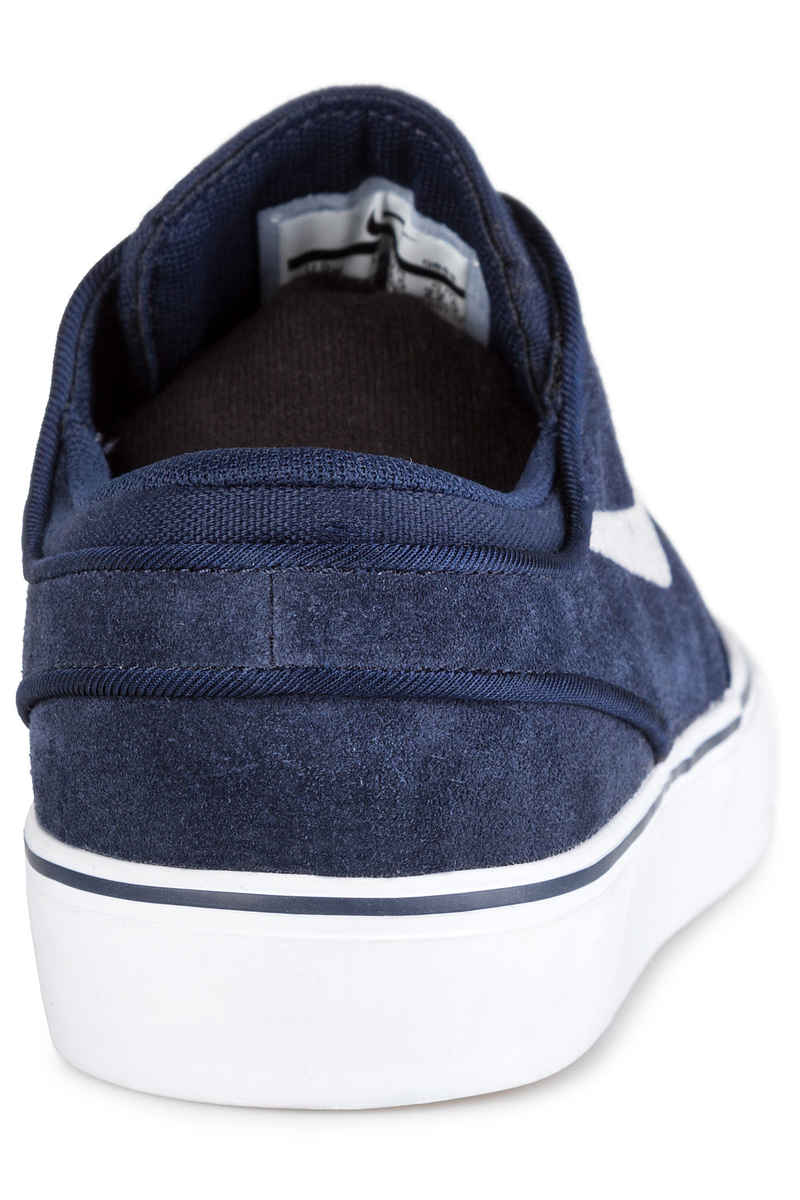 Nike SB Stefan Janoski Shoes kids (obsidian white)