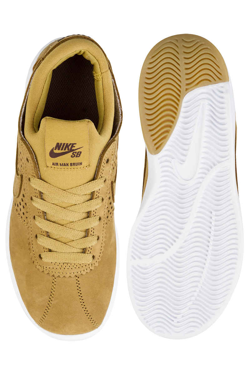 Nike SB Air Max Bruin Vapor Schuh kids (wheat baroque brown)