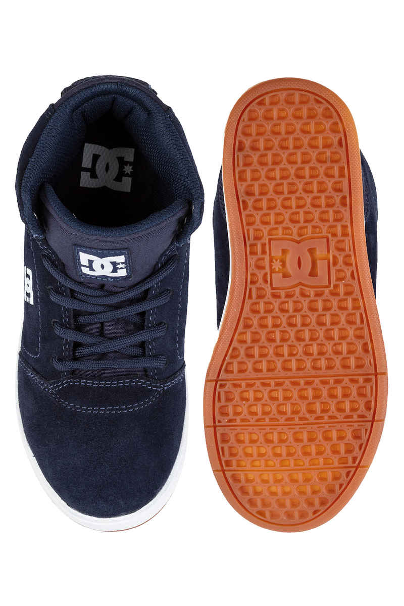 DC Crisis High Shoes kids (navy)