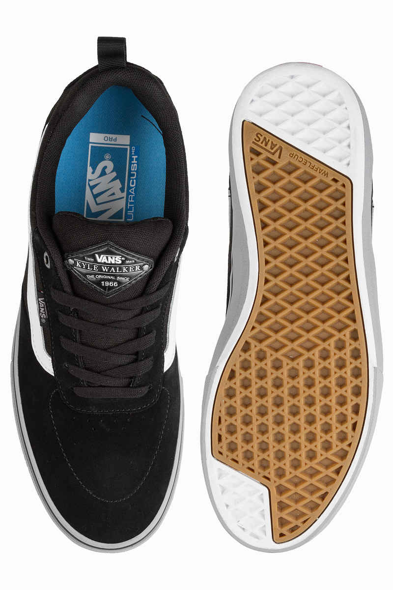 Vans Kyle Walker Pro Schuh (black frost grey white)