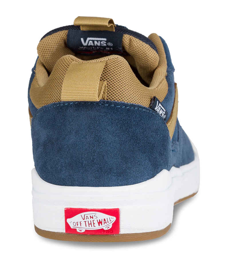 Vans UltraRange Pro Shoes (dress blues medal bronze)