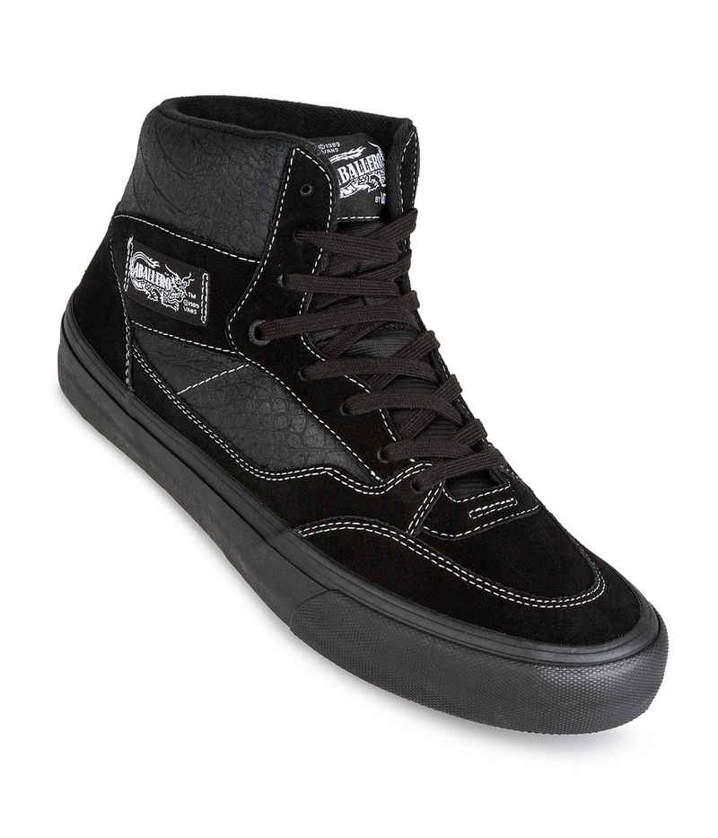 e3b8d90c67 Vans Full Cab Pro Shoes (black black) buy at skatedeluxe