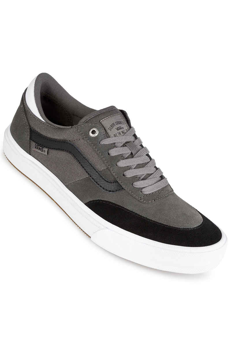 Vans Gilbert Crockett Pro 2 Schuh (gunmetal black white)