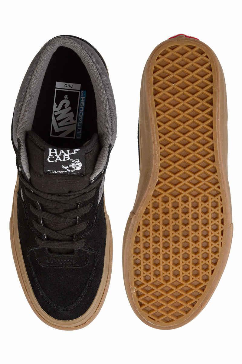 Vans Half Cab Pro Zapatilla (black pewter gum)