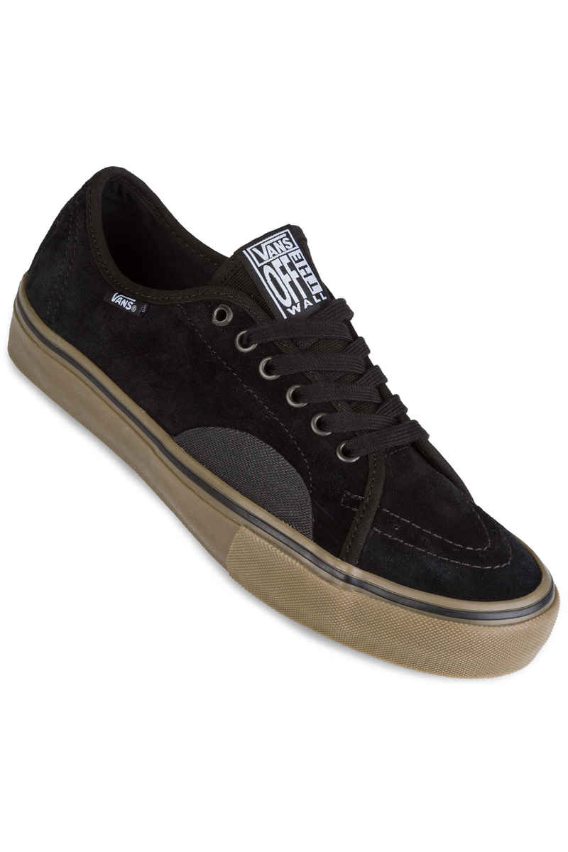Vans AV Classic Pro Shoes (black gum)