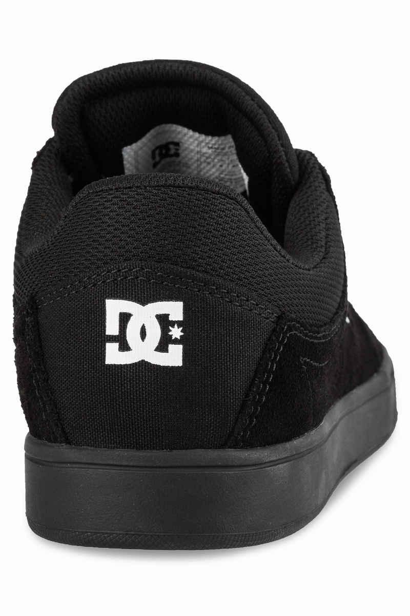 DC Crisis Shoes (black black white)