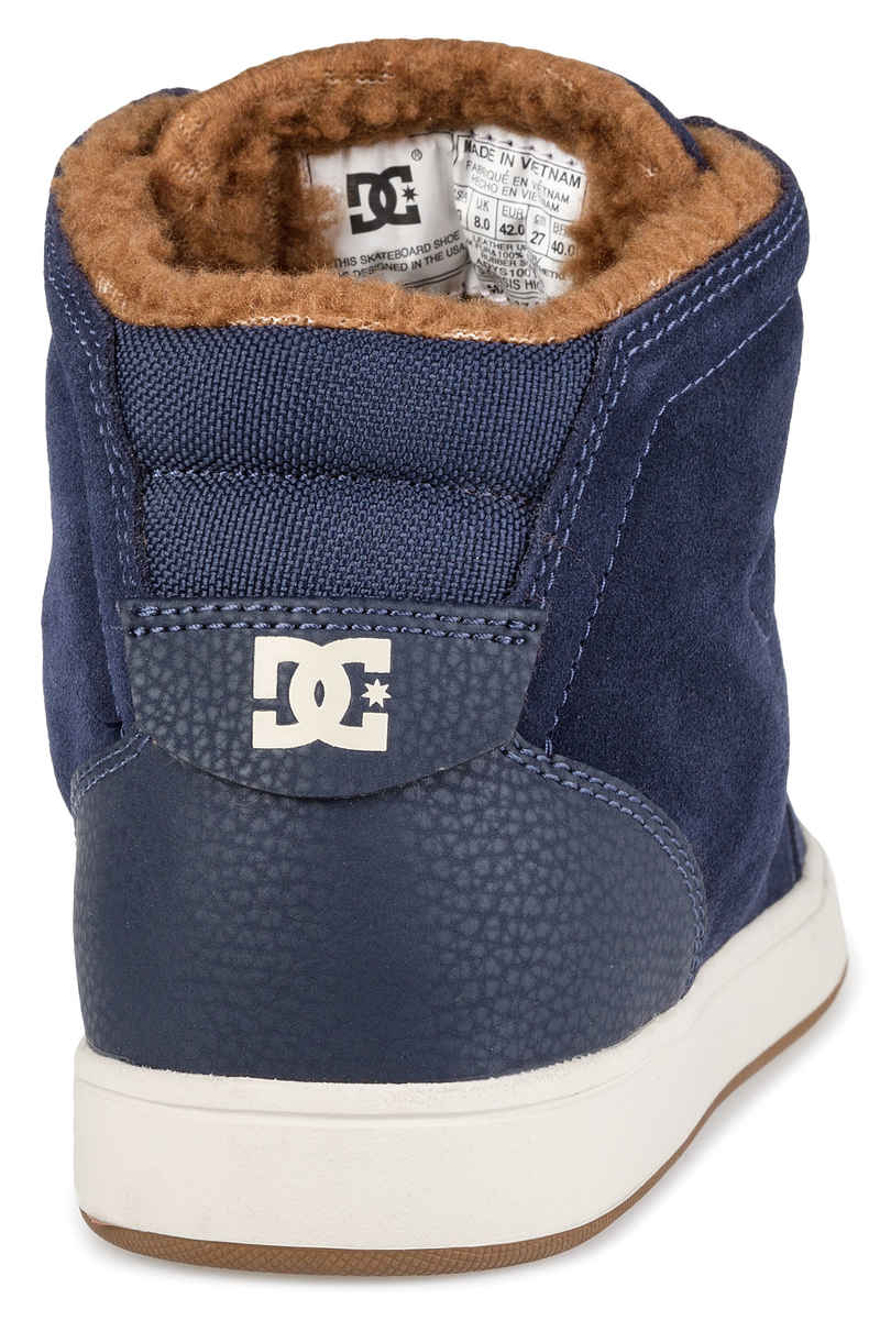 DC Crisis High WNT Schoen (navy camel)