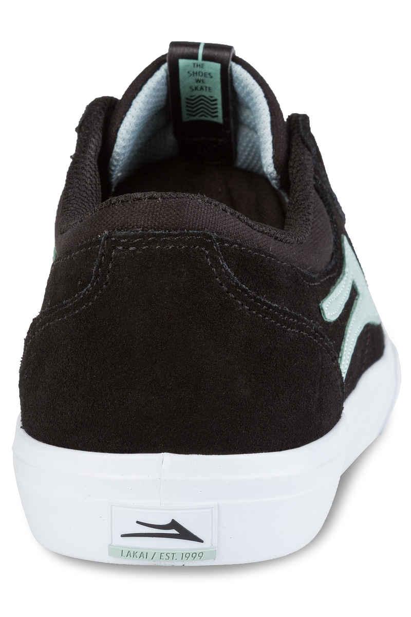 Lakai Griffin Suede Chaussure (black mint)