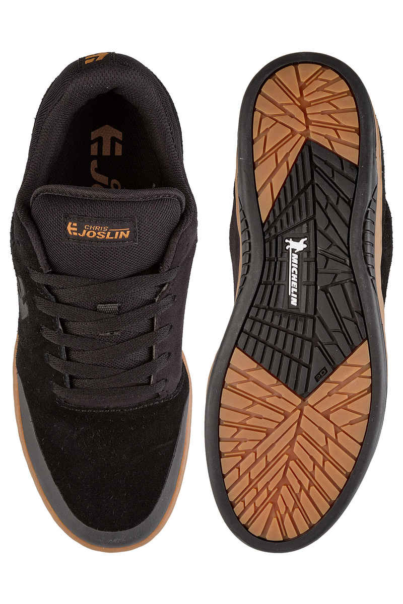 Etnies Marana x Michelin Shoes (black red gum)
