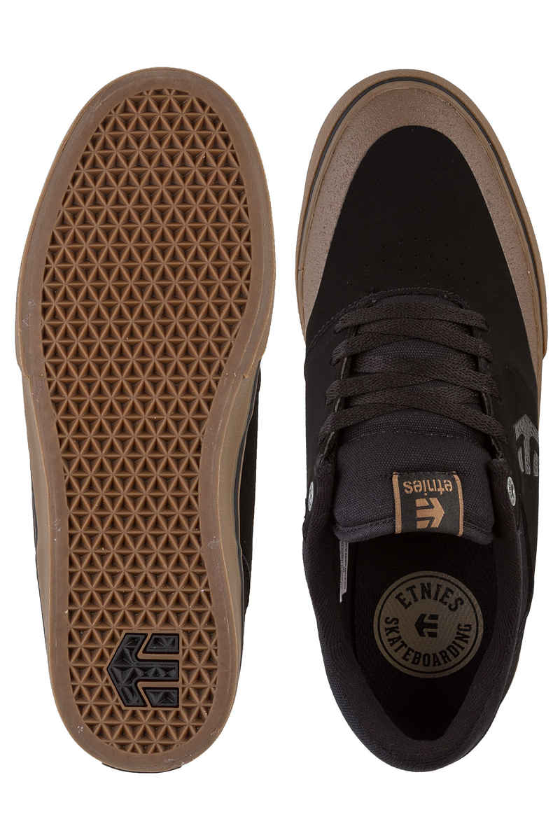 Etnies Marana Vulc Zapatilla (black gum dark grey)
