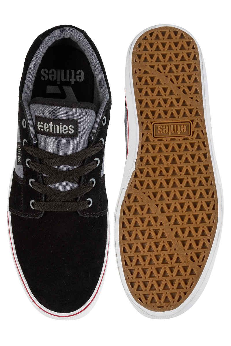 Etnies Barge LS Shoes (black charcoal silver)