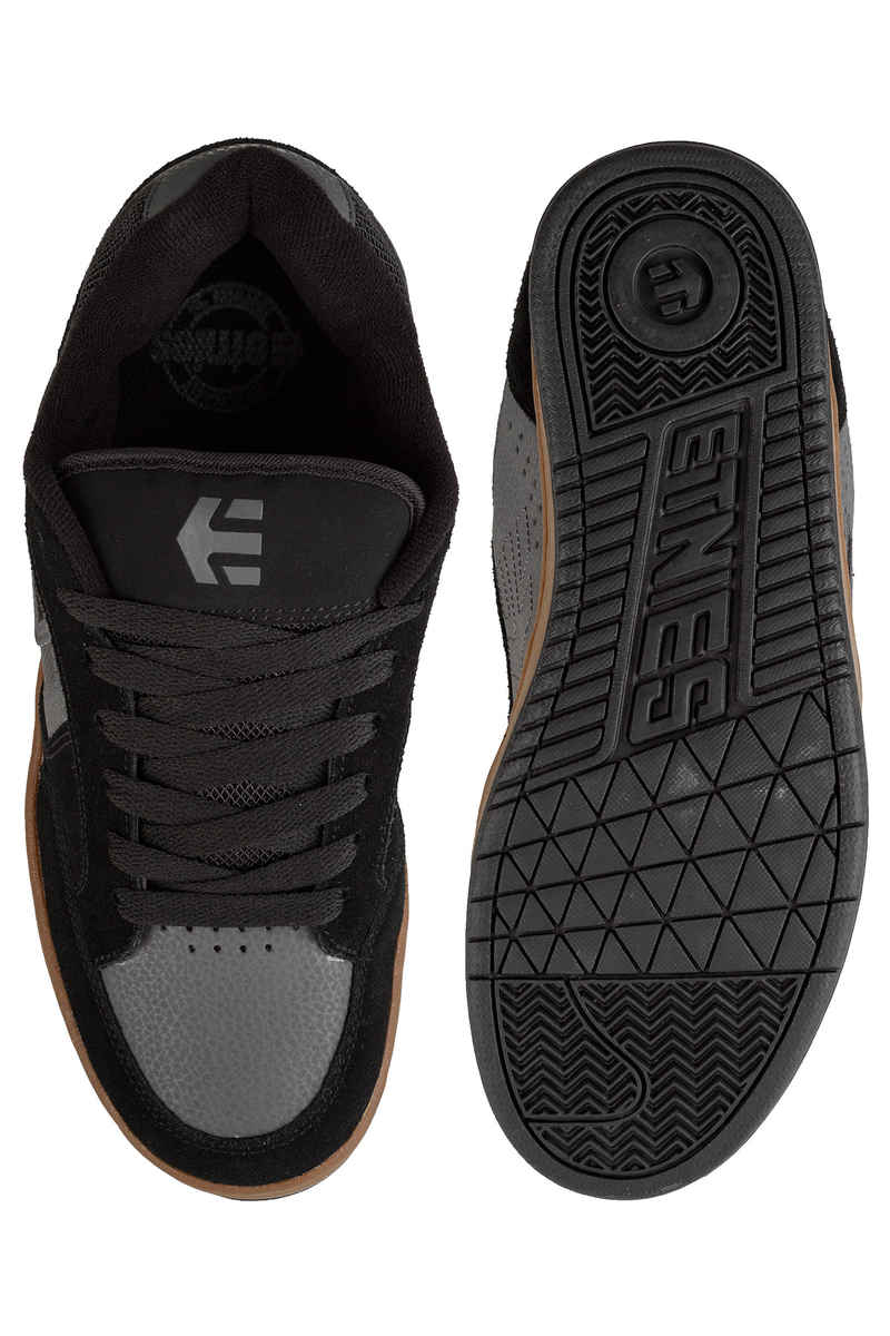 Etnies Swivel Schuh (black grey gum)