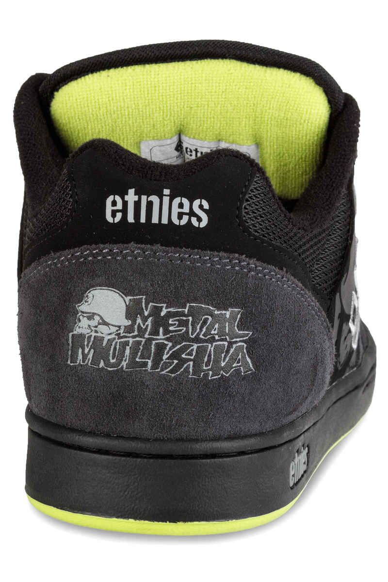 Etnies Metal Mulisha Swivel Schuh (grey black)