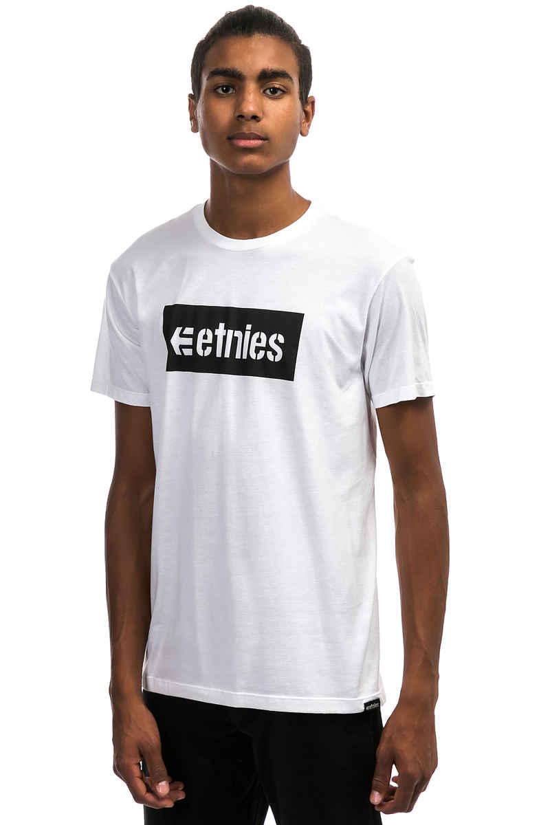 Etnies Corp Box T-Shirt (white)