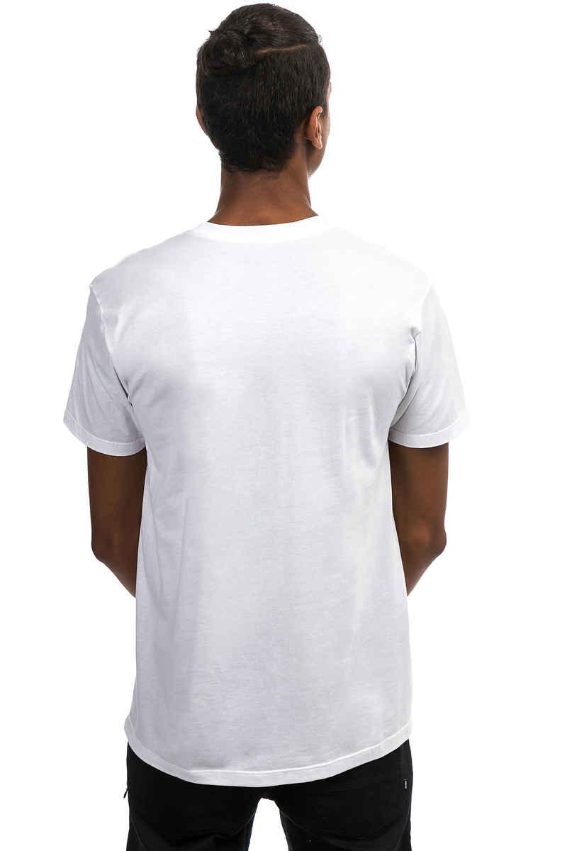 Etnies Corp Box Camiseta (white)