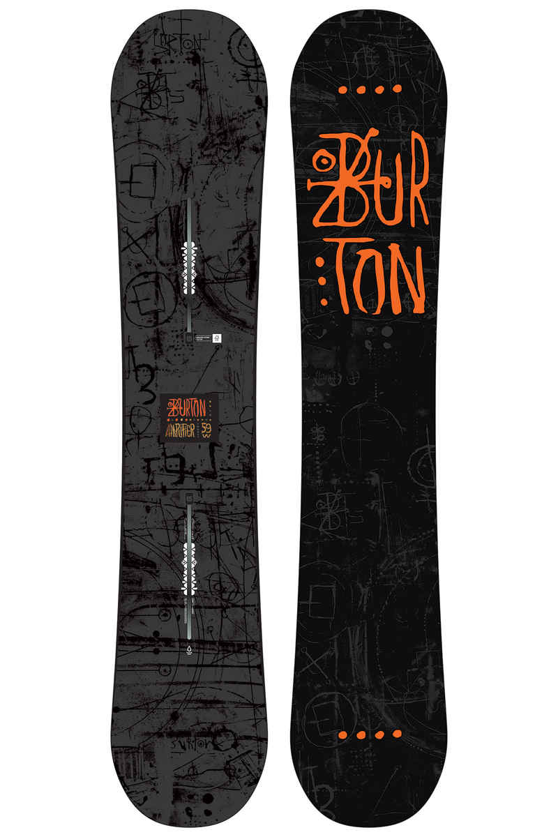 Burton Amplifier 159cm Wide Snowboard 2017/18