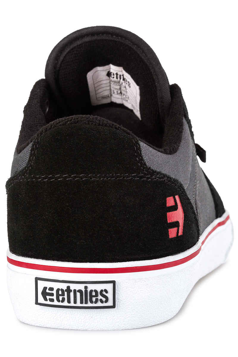 Etnies Barge LS Schuh (black dark grey)