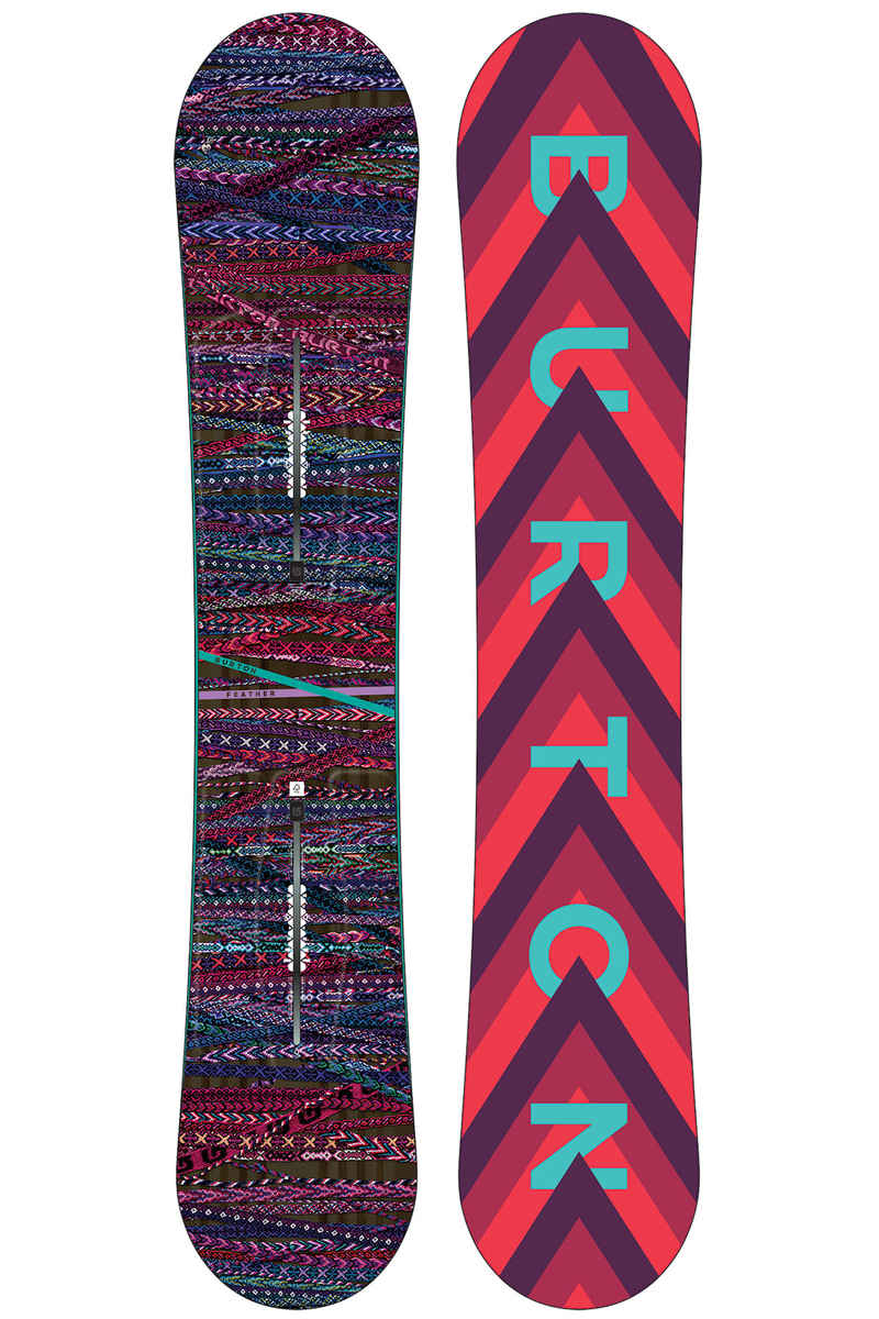 Burton Feather 144cm Snowboard 2017/18 women