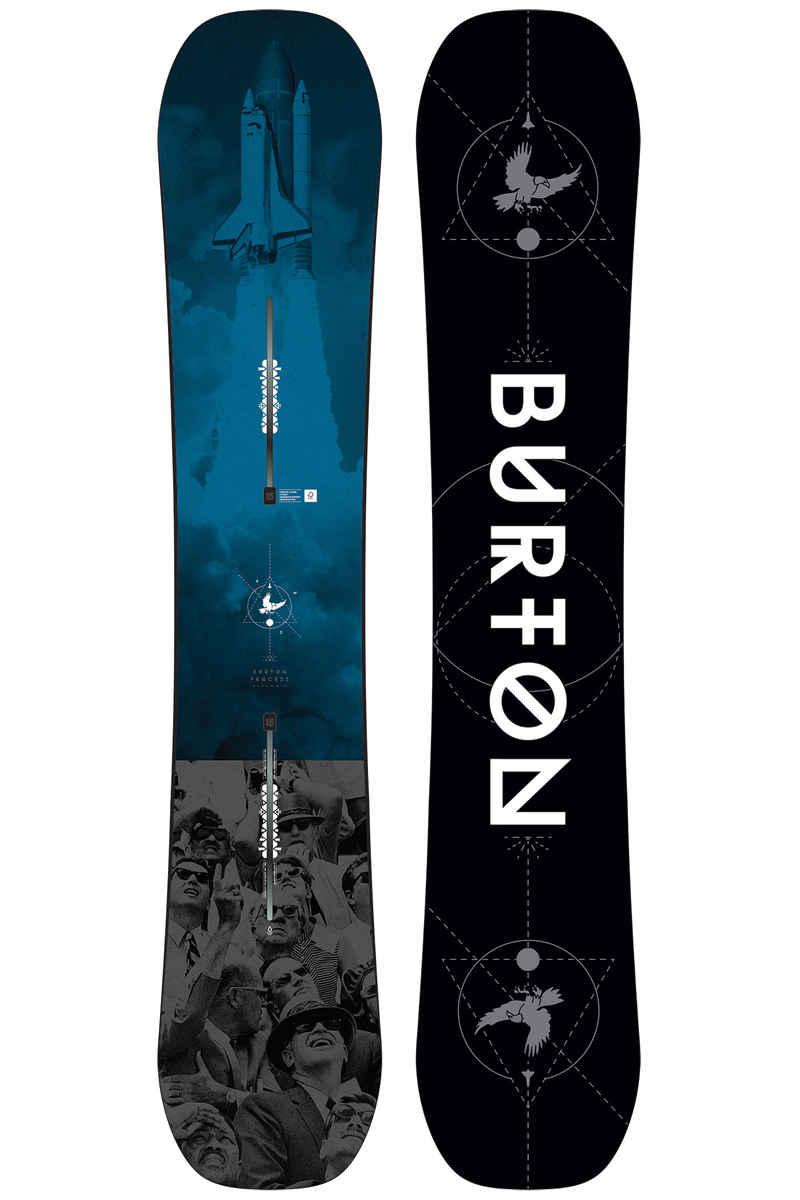 Burton Process Flying V 162cm Wide Snowboard 2017/18