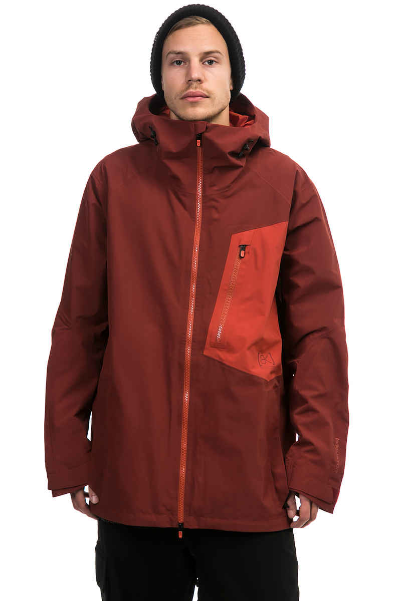 Burton AK GORE-TEX® Cyclic Snowboard Jacket (fired brick bitter)