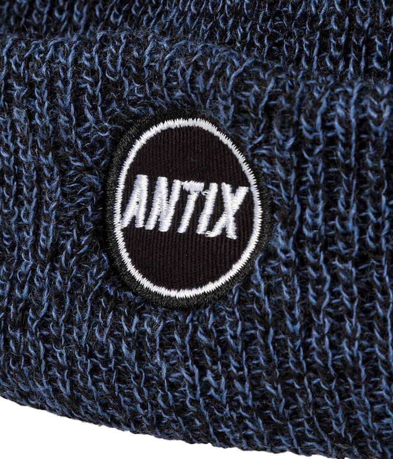 Antix Orbit Mütze (heather blue)