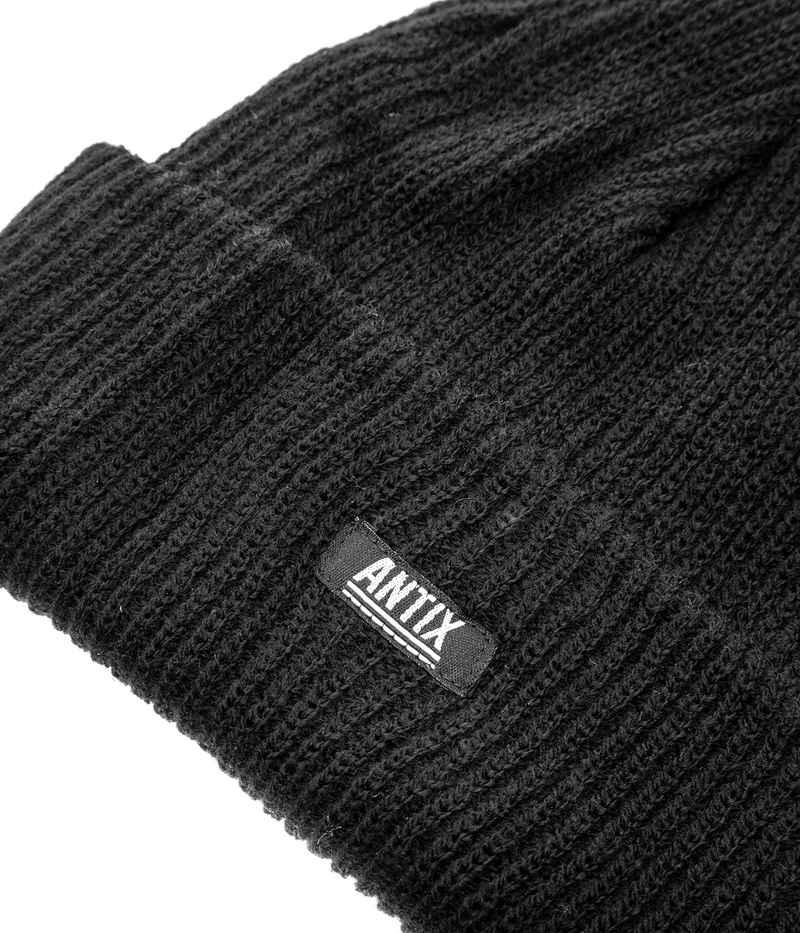 Antix Recta Bonnet (black)