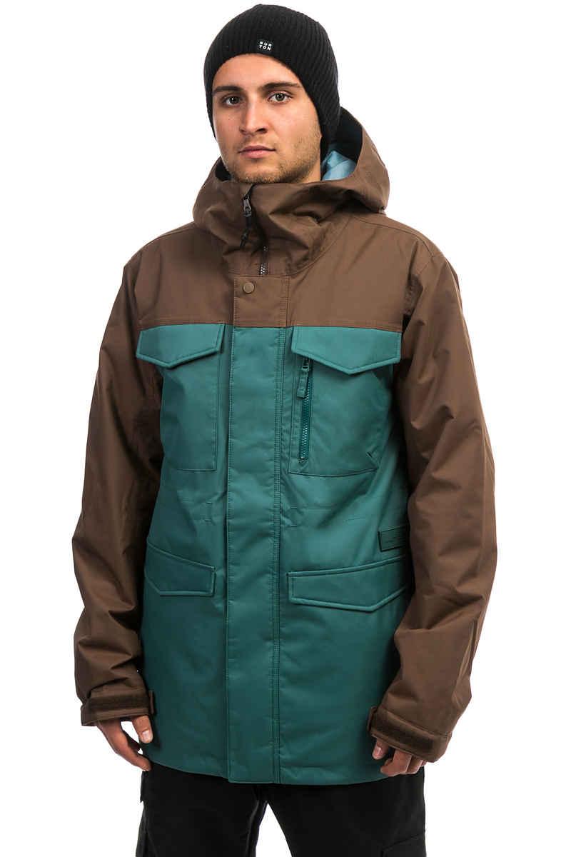 Burton Covert Snowboard Jacke (jasper chestnut)