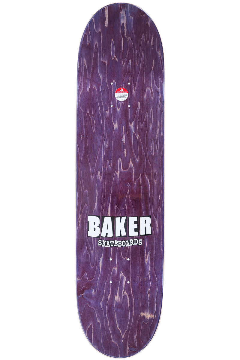 "Baker Spanky Hands On 8.25"" Planche Skate (green)"