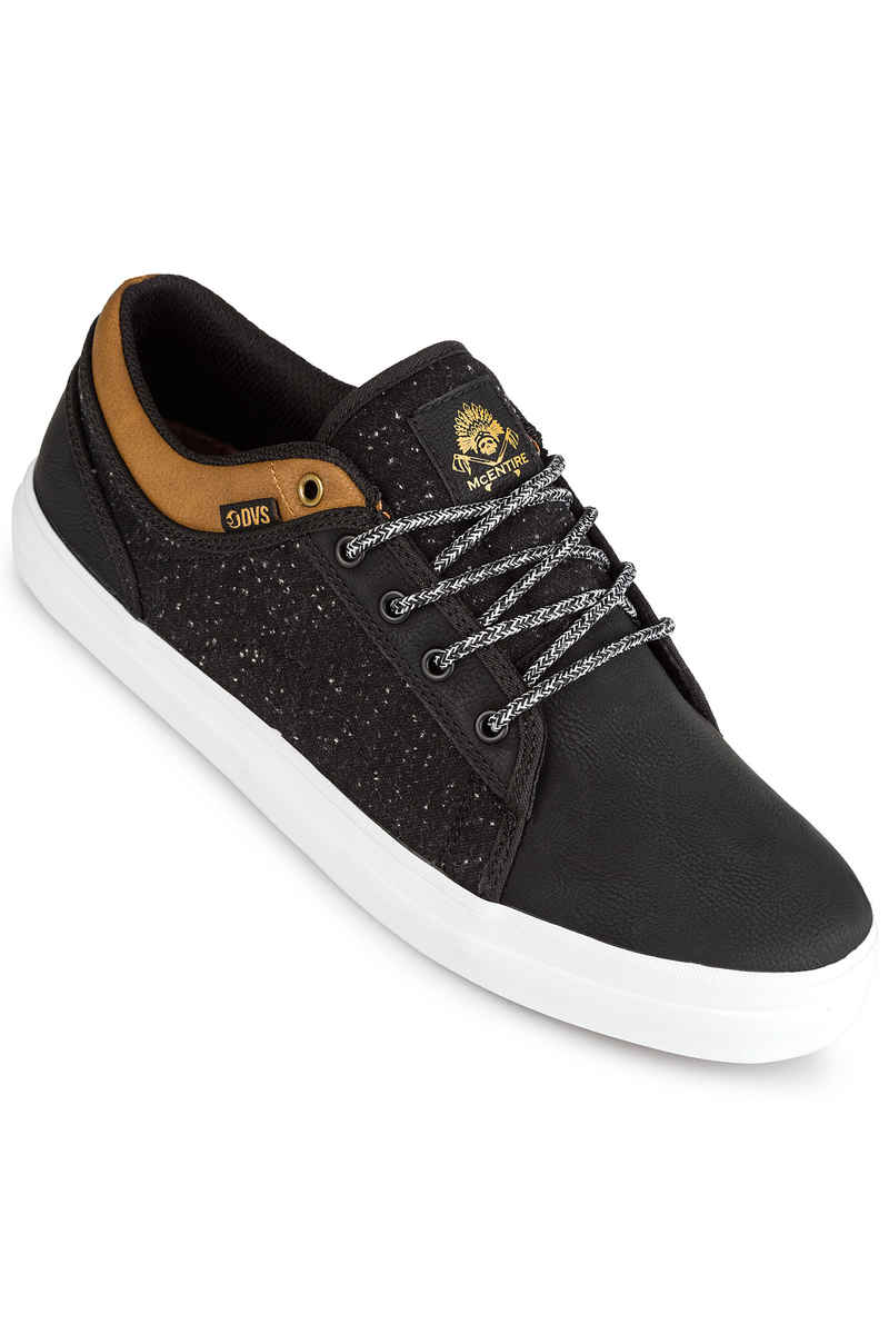 DVS Aversa Shoes (black grainy brown mcentire)