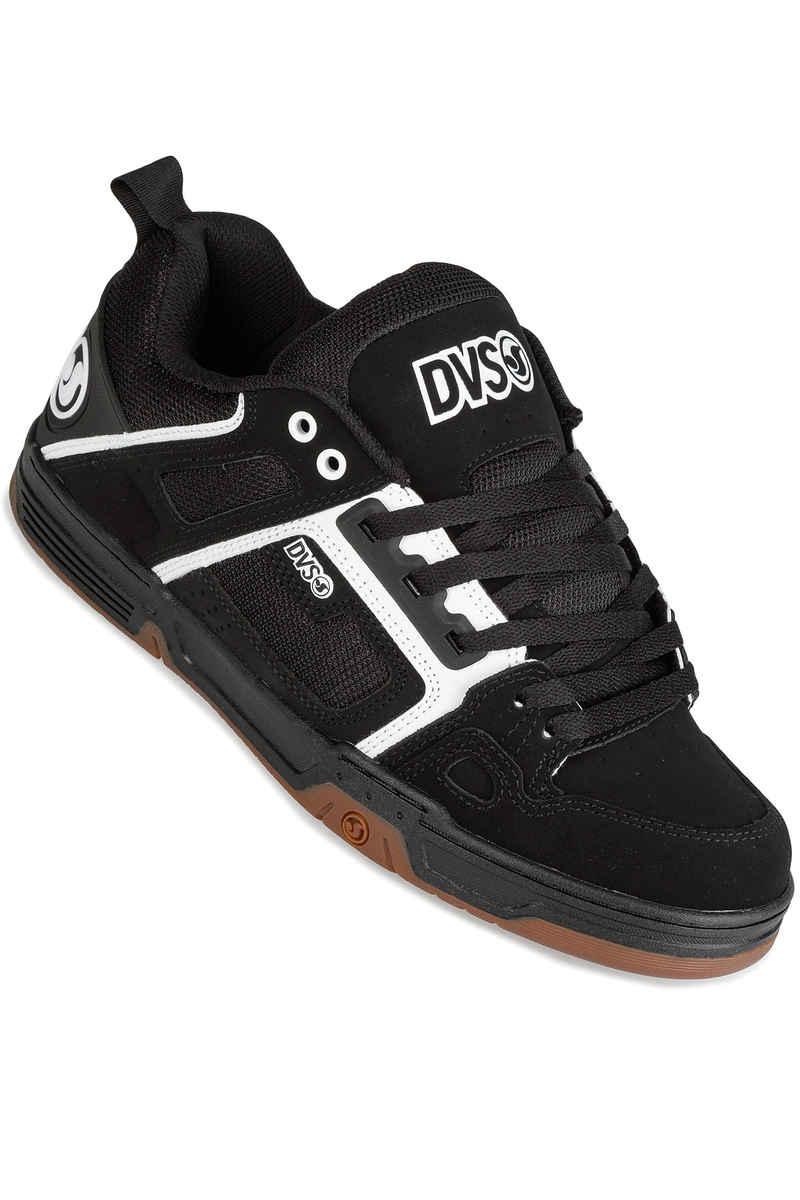 DVS Comanche Shoes  (black white gum)