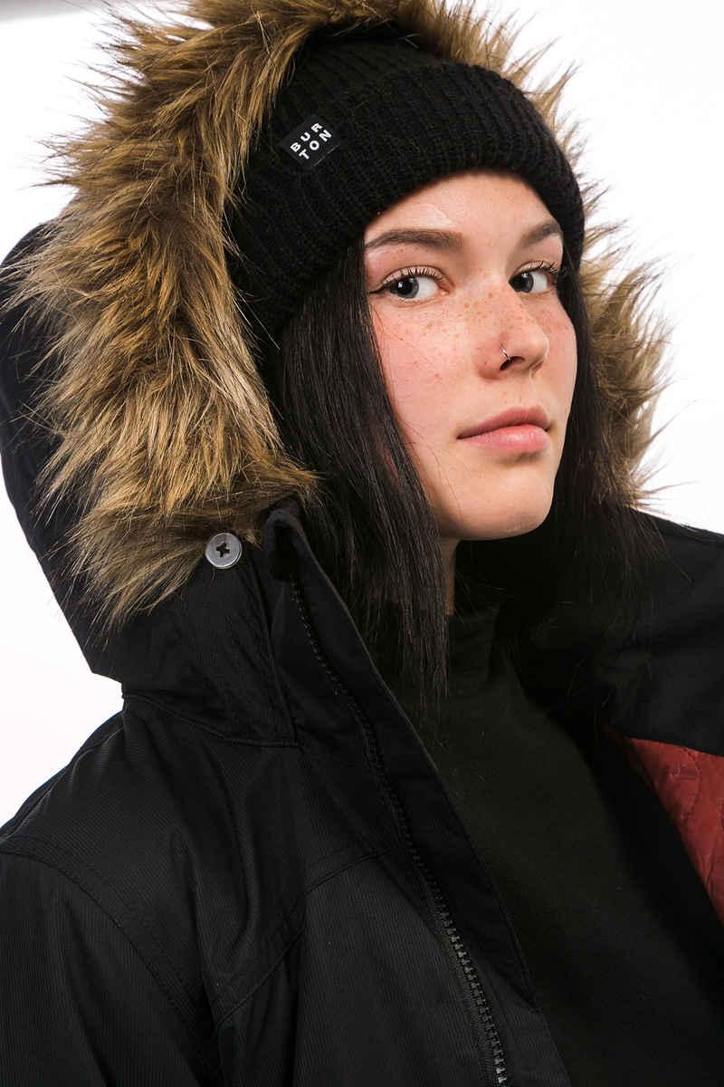 Burton Hazel Chaqueta Snow women (true black)