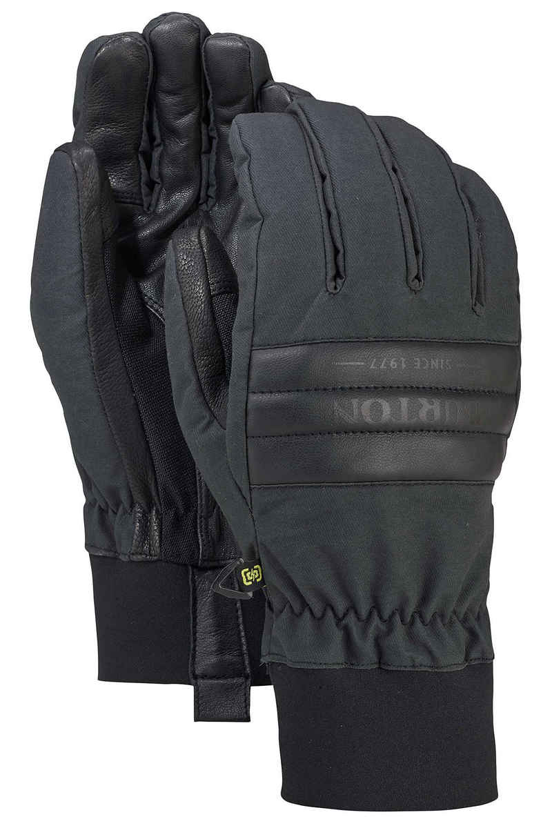 Burton Dam Guantes (true black)