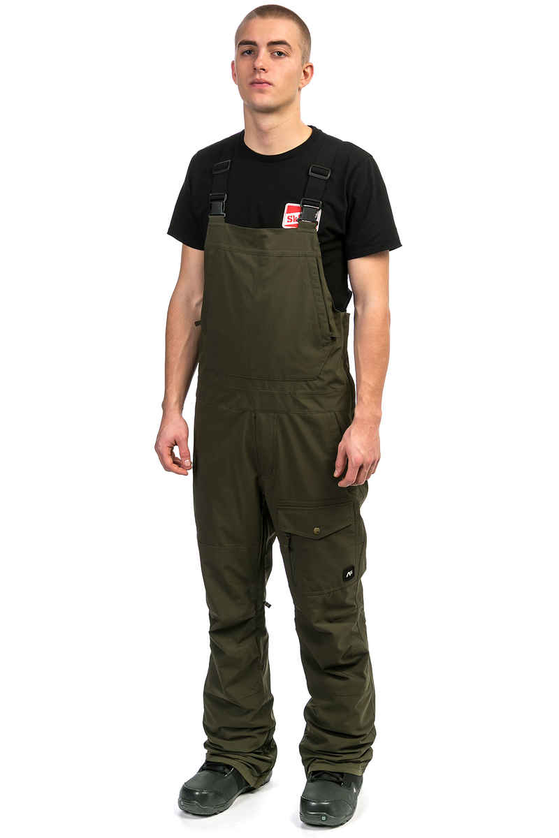 Analog Breakneck Bib Pantalón Snow (forest night)