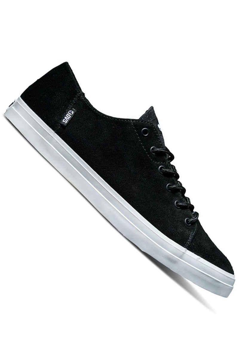 DVS Edmon Suede Shoes (black white)