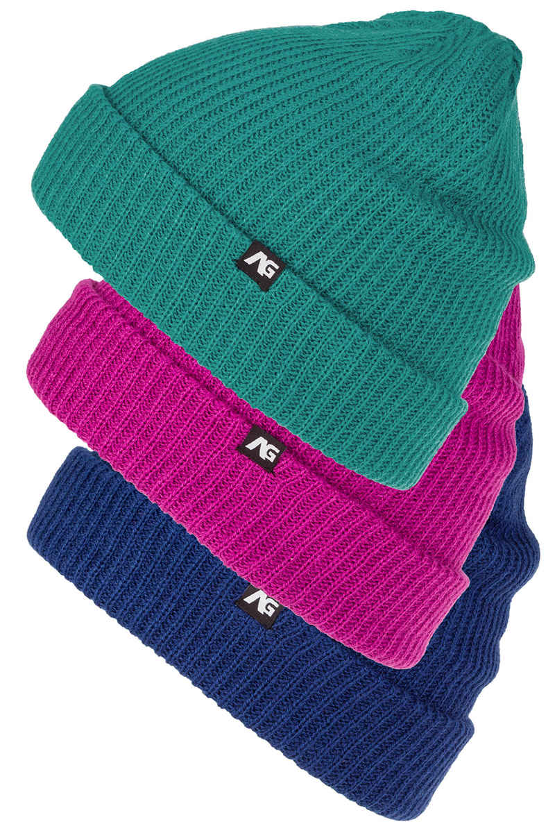 Analog Basic Bonnet (deflate gate grapeseed blue) 3 Pack
