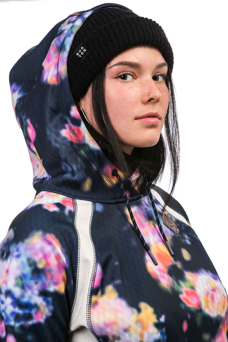 Burton Heron Snow Hoodie women (prism floral)