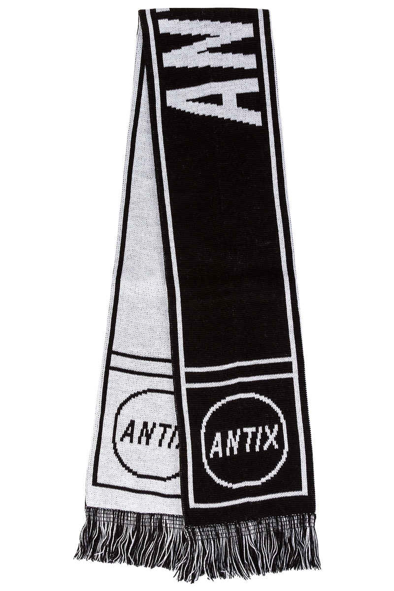 Antix Stadium Schal (black white)
